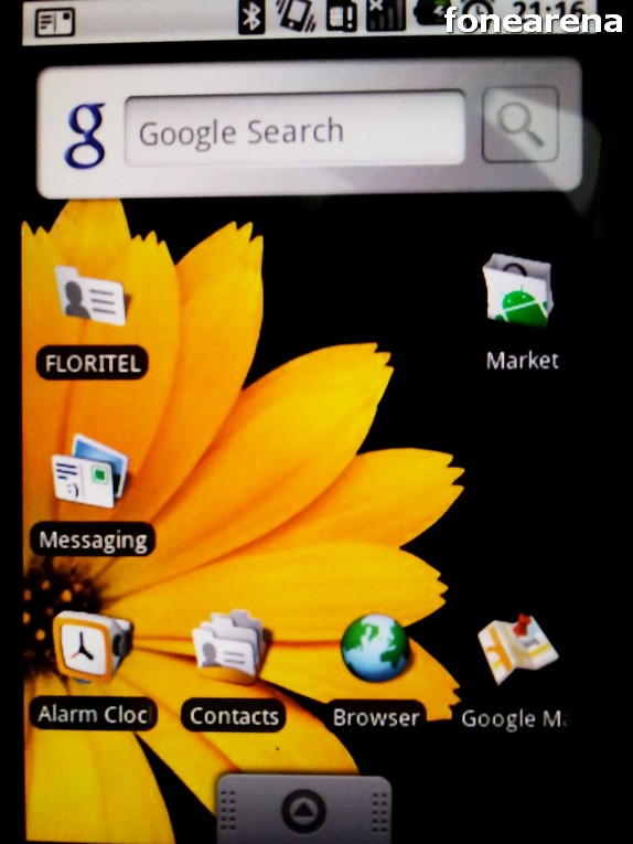 samsung homescreen 