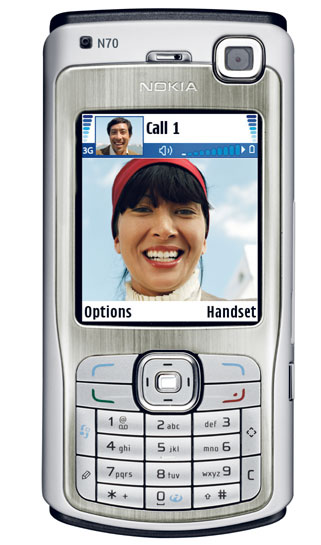 video calling software  for nokia n70