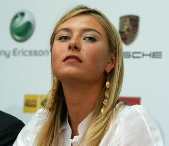 maria sharapova photos