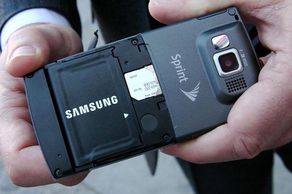 Samsung ACE SPH-i325 now on Sprint