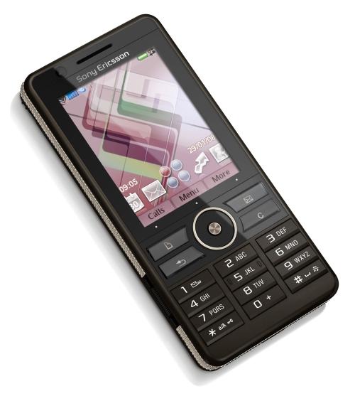Sony Ericsson G700 and G900 Touchscreen UIQ phones