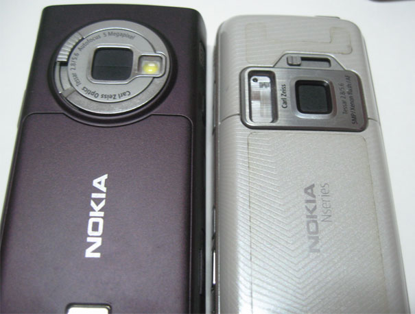 Nokia N95 n N82 Camera Lenses