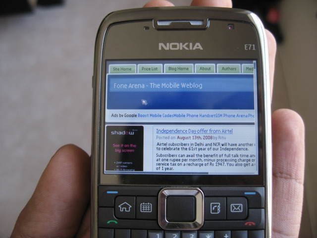 Adobe flash player for nokia c3