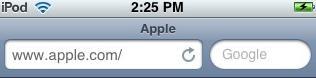 iPhone 2.2 OS