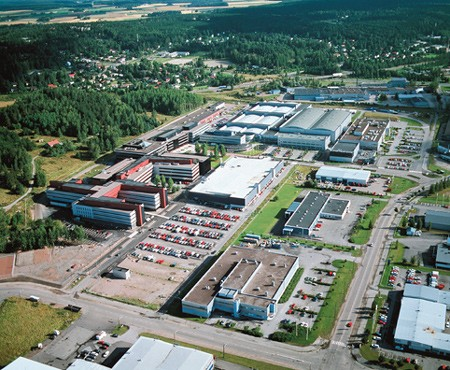 Nokia Plant at Salo