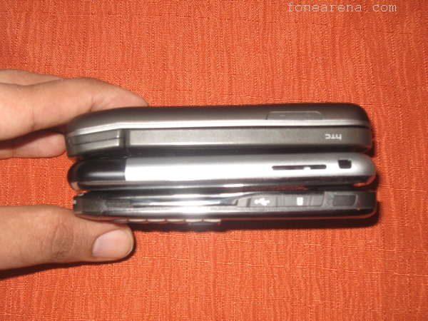 google phone  vs iphone