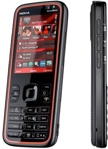 Nokia 5630 XpressMusic Introduced