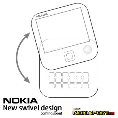 New Nokia Swivel Handset Leaked!