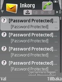 sms lock