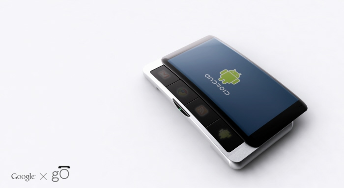 Google G0 Android Concept Phone