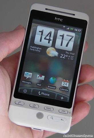 HTC_Hero_Screen