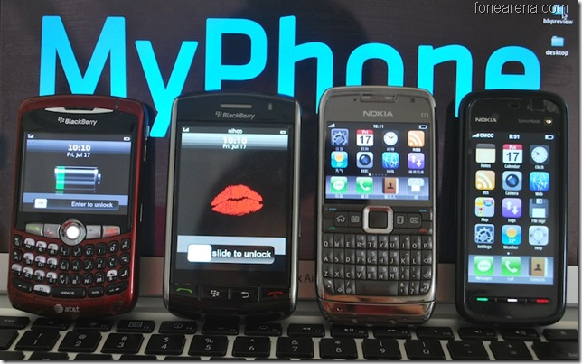 Contest : Win 10 Free Copies of MyPhone Application