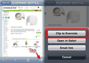 Download evernote for u3 3. 1. 0. 1212.