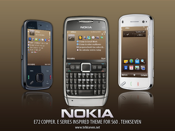 Nokia E72 Initial Thoughts