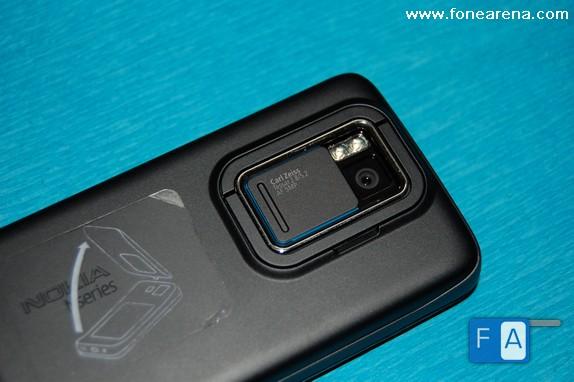 n900 camera lens