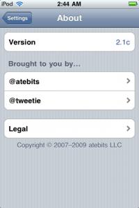 tweetie2.1