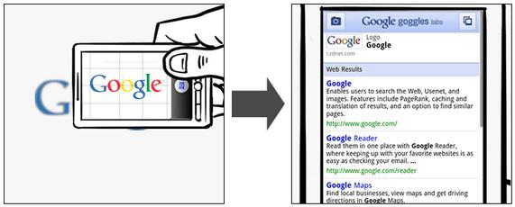 Google Goggles Logo