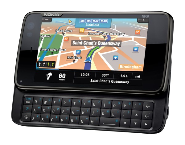 ... finally launches first turn-by-turn Navigation app for Nokia N900