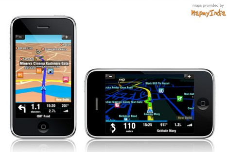 Review Sygic Mobile Maps India A Turn By Turn Navigation App For Iphone on gps navigation maps by sygic html