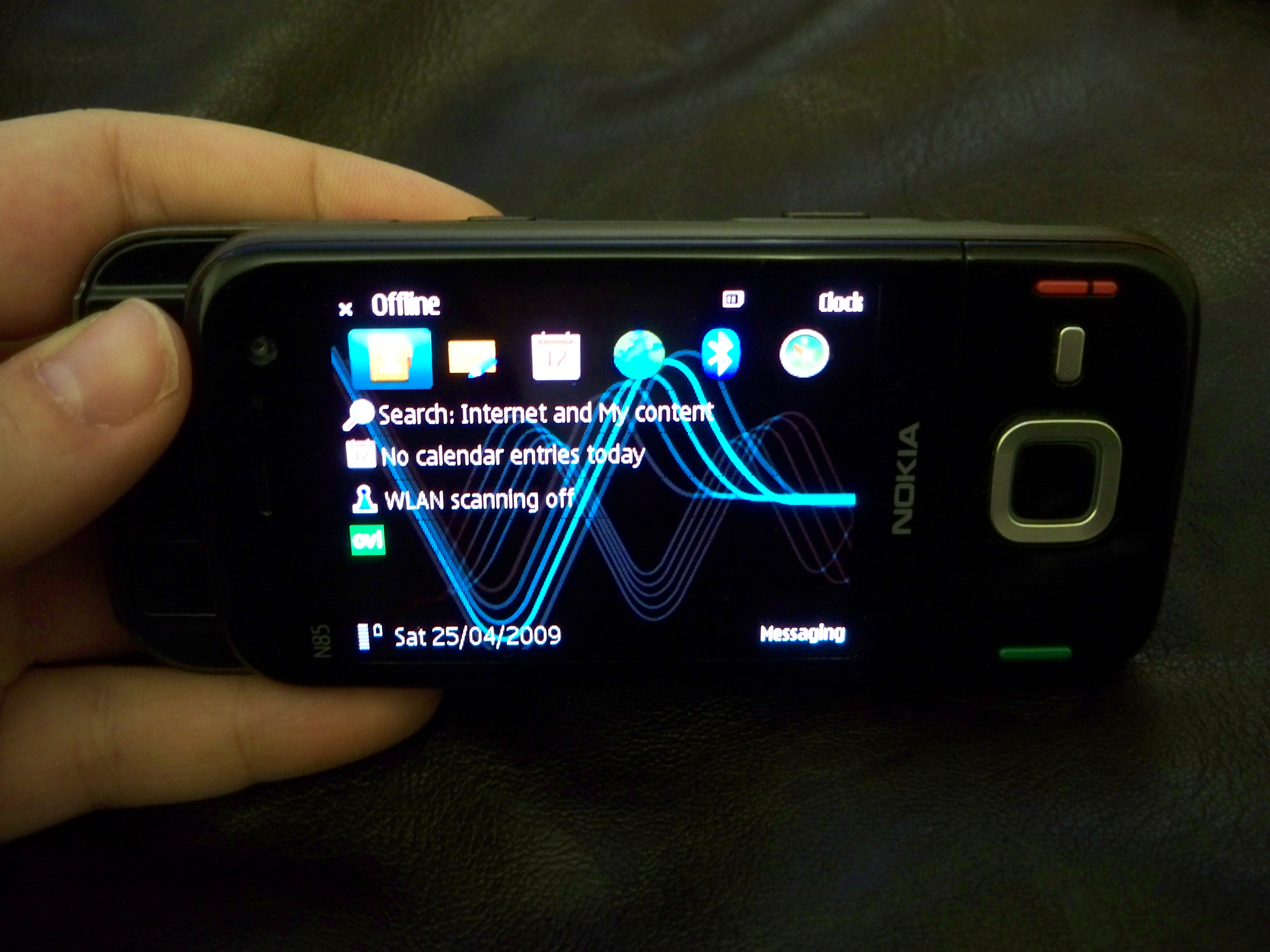 Nokia Theme Creator For Nokia S60 And Series 40 Phones