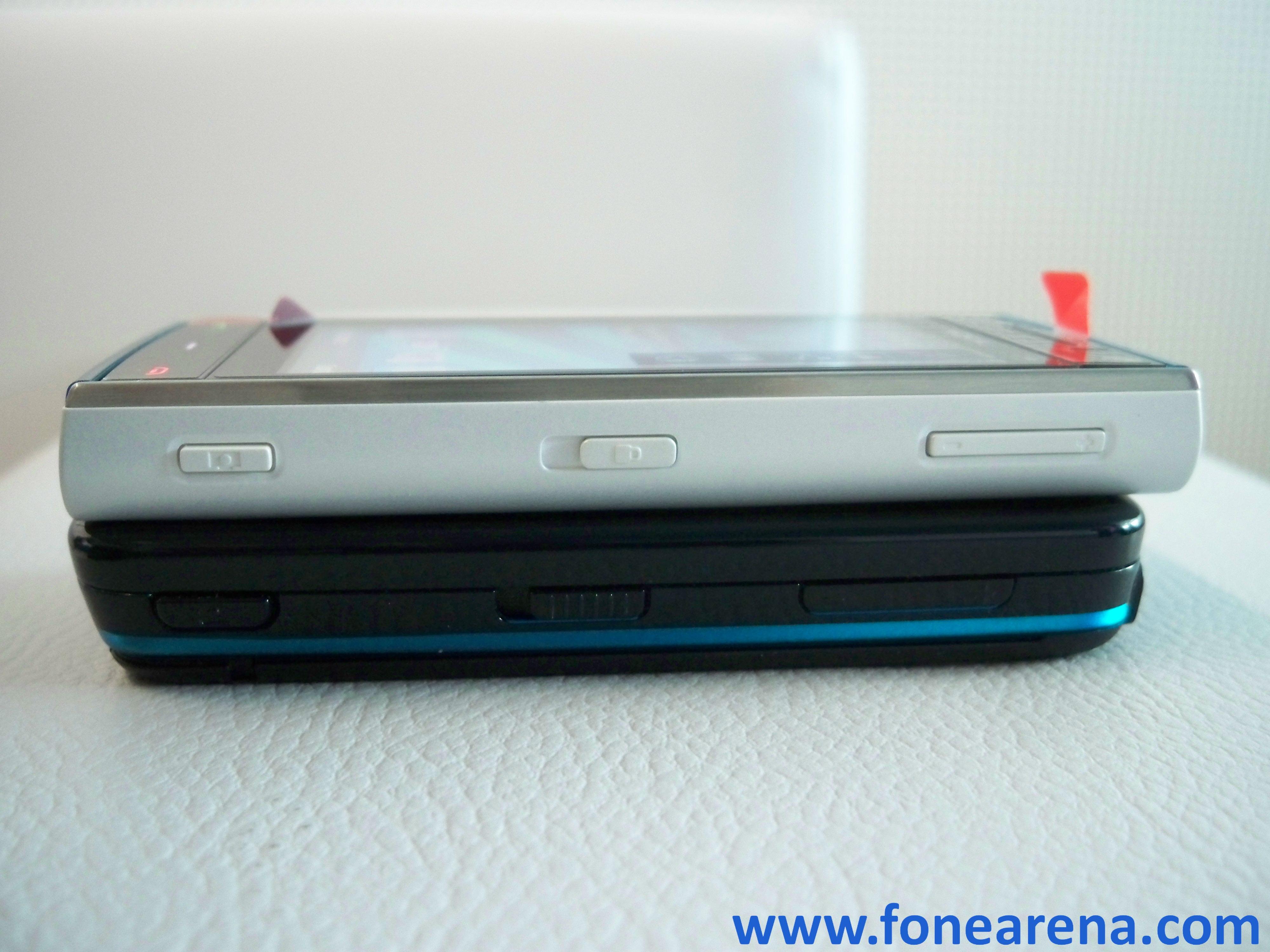 Nokia X6 Photo Gallery: 5800XM Comparison & BH-505 Mixing