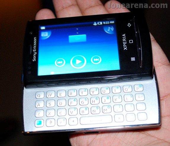 Sony Ericsson Confirms Xperia X10 Range Getting Android 2