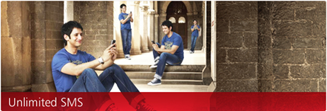 airtel unlimited sms