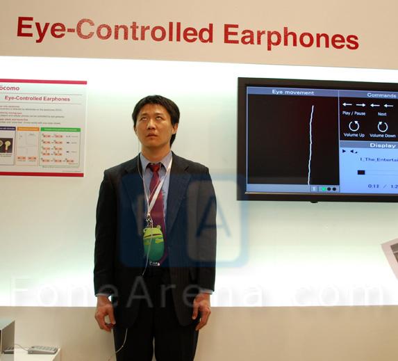docomo-eye-controlled-earphones