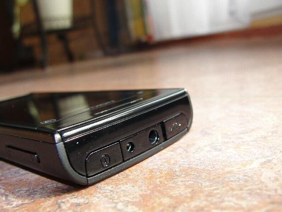 Nokia X6 Top