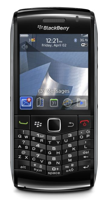 Blackberry Pearl 9100 Price in India | Specifications, Features, Reviews