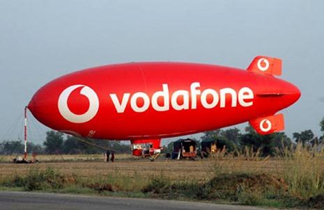 vodafone airship