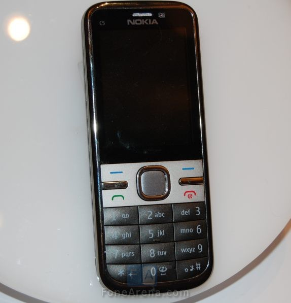 Nokia C5 Review