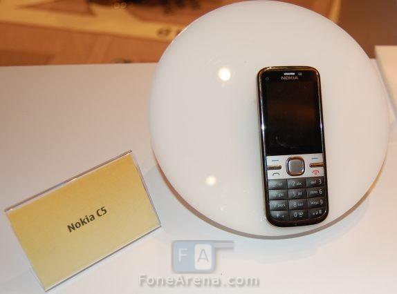 Nokia C5 Review