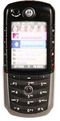 New Driver: Motorola E1000 HAMA Bluetooth
