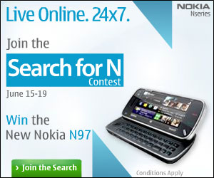 noki search for n