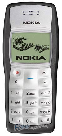 For Nokia 1600 High Quality New Full Complete Mobile Phone